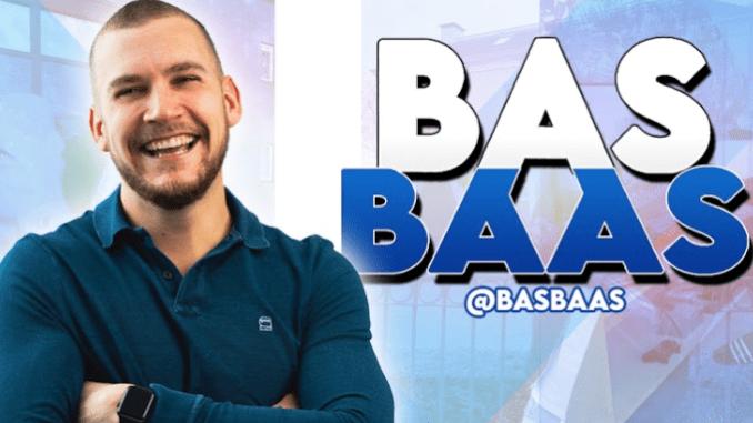 Bas Baas stopt met YouTube